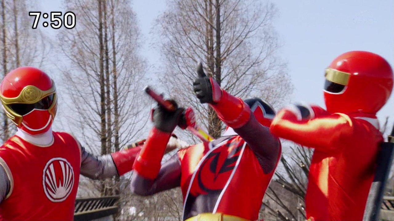 ニンニンジャー#7邪魔!