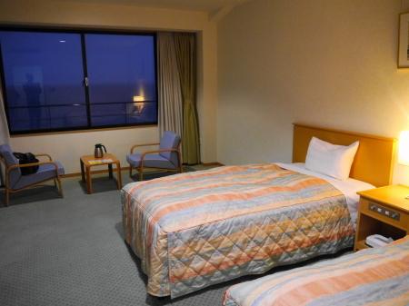 休暇村館山の部屋