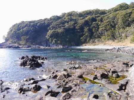 真鶴岬 ビーチ