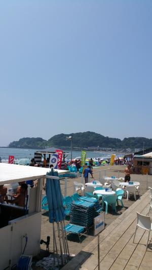 由比ガ浜②