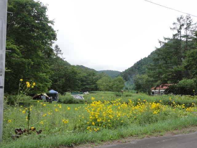 カムイミンタラキャンプ場 045