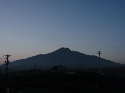 利尻島 153