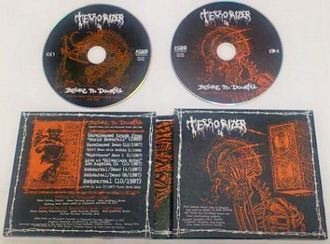 terrorizer before the downfall