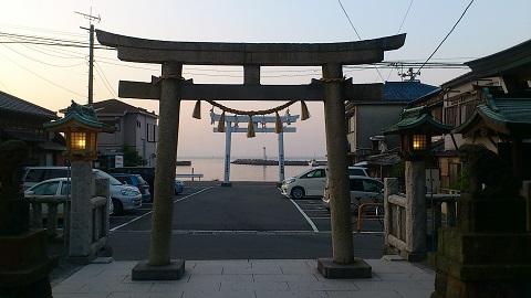 鴨居八幡神社