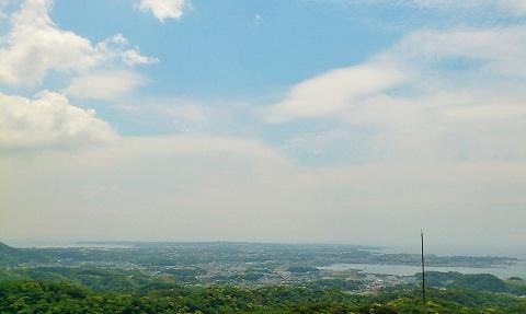 大楠山山頂2