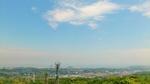 大楠山山頂3