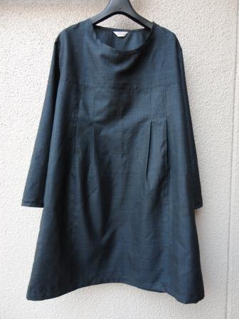 亀甲織男性用大島紬チュニックop 1