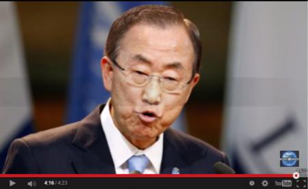 【動画】安倍首相が『潘基文の面子を丸潰れにする』無慈悲な演説を敢行。空気の読めない国連事務総長をガン無視 [嫌韓ちゃんねる ~日本の未来のために~ 記事No2453