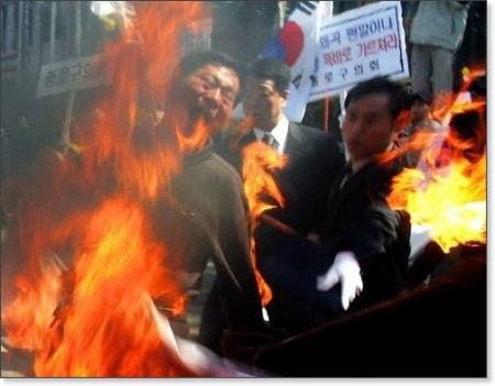 韓国の火病患者
