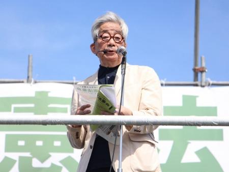 大江 健三郎 左翼