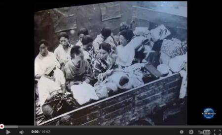 【動画】韓国の慰安婦強制連行の証拠とされてる写真 2ch「これのどこが強制連行なの?」 [嫌韓ちゃんねる ~日本の未来のために~ 記事No3054