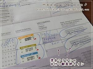 パスポート記載4