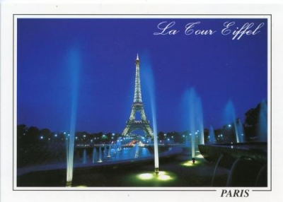 【postcrossing(received)】No727