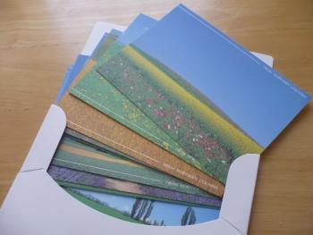 富良野のポストカードセット2