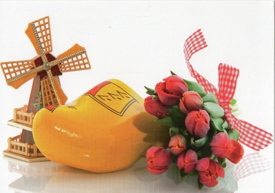 postcrossing(received)】No733