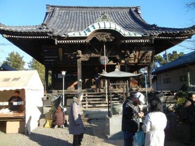 旧本堂(大師堂)
