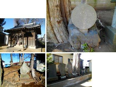 稲荷神社・境内