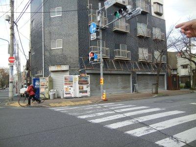 金兵衛長屋(猿子橋の辺り・深川六間堀町)