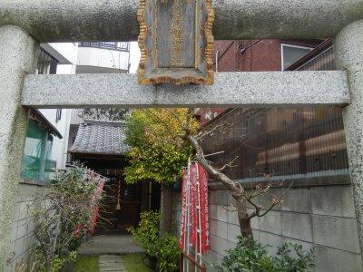 150124-025●大久保稲荷神社