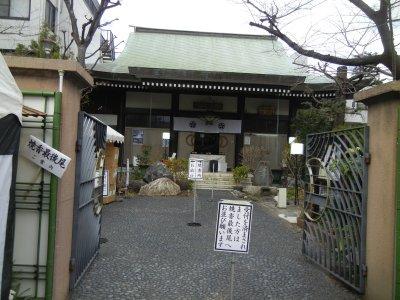 150124-028弥勒寺(この日は法事あり)