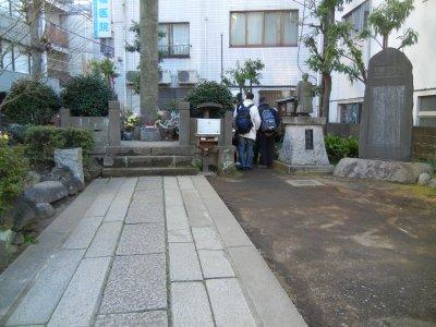 近藤勇・土方歳三の墓