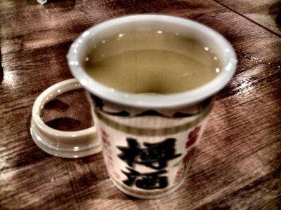 日本酒1合