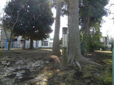 古和釜十字路公園
