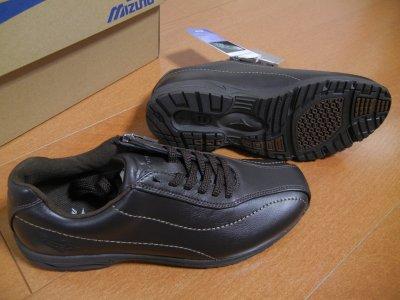 新調した靴