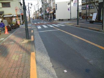東海道の幅(12~3m)