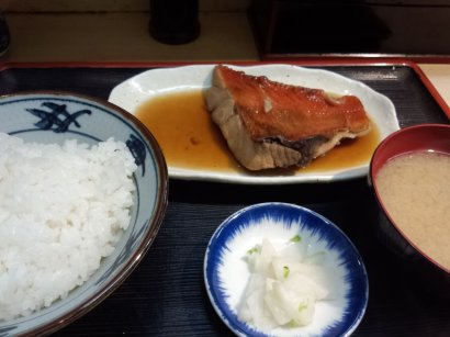 150515煮魚定食