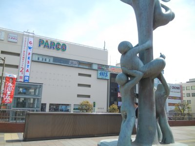 JR津田沼駅北口