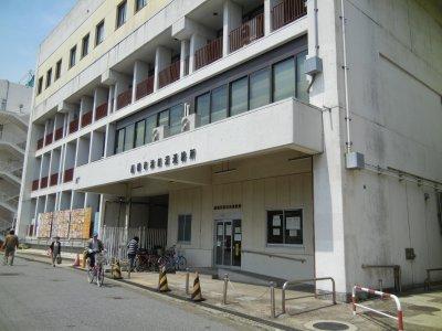 東部公民館附近→新京成電鉄(株)本社屋跡