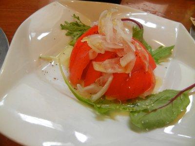 トマト・サラダ