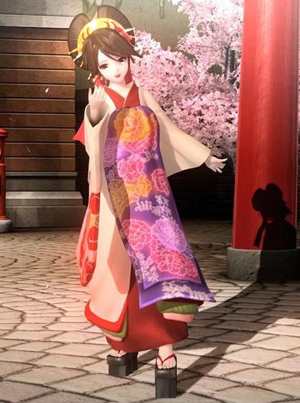 28_零ノ桜・紅椿