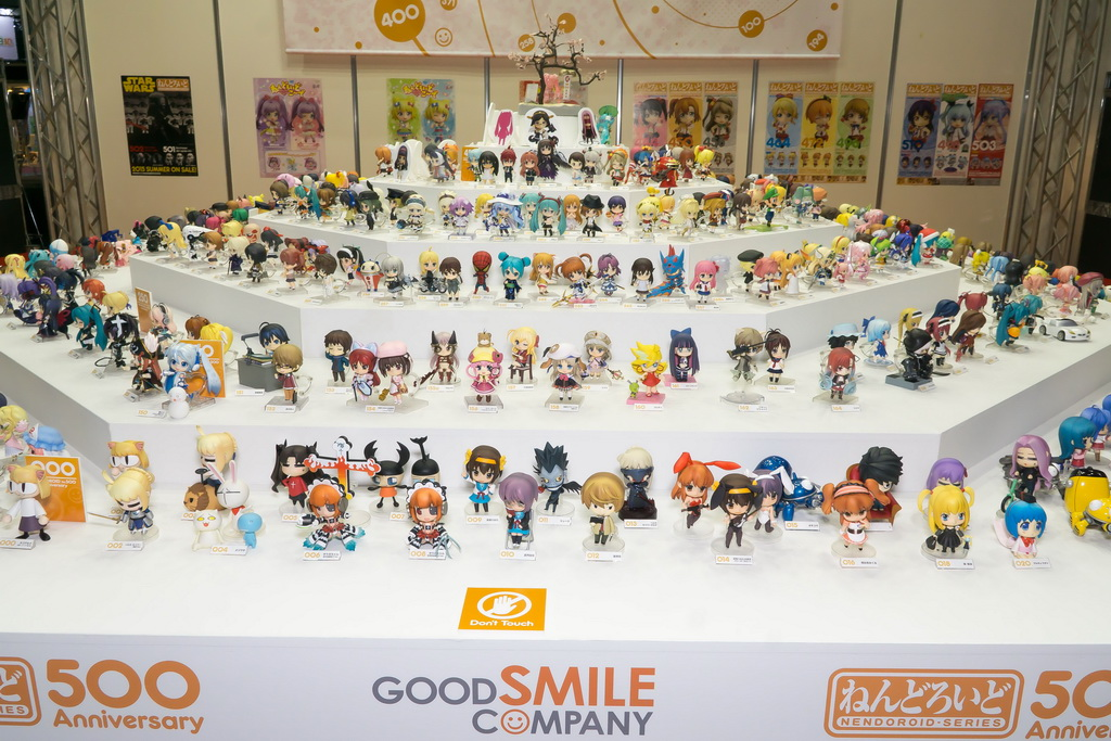 アニメジャパン ねんどろいど500