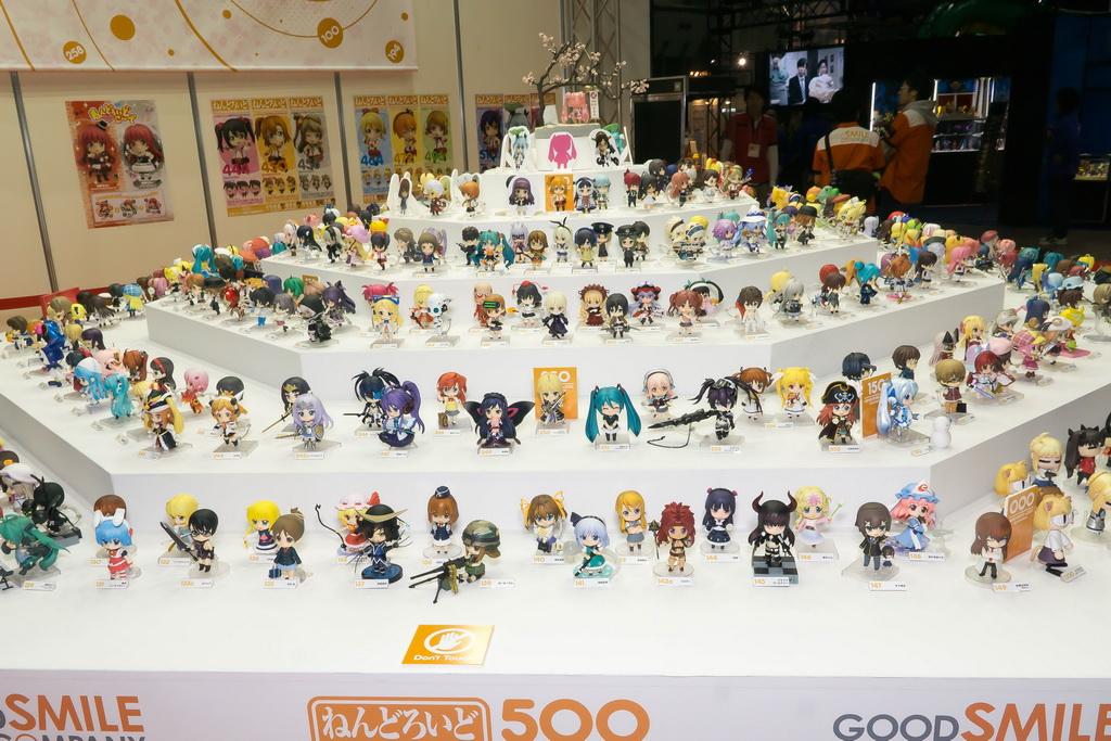 アニメジャパン ねんどろいど500_2