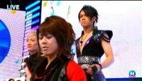 和楽器バンド Mステ 千本桜 (6)