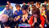 和楽器バンド Mステ 千本桜 (9)