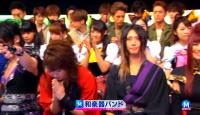 和楽器バンド Mステ 千本桜 (10)