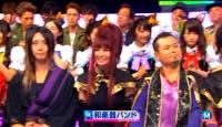 和楽器バンド Mステ 千本桜 (11)