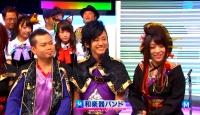 和楽器バンド Mステ 千本桜 (12)