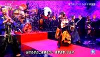 和楽器バンド Mステ 千本桜 (80)