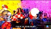 和楽器バンド Mステ 千本桜 (156)