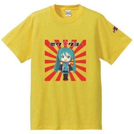 1_ミクダヨー×マチ★アソビ コラボTシャツ(サイズ S M L XL)