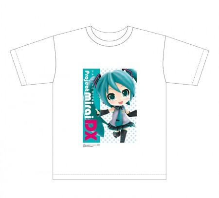 2_初音ミク Project mirai でらっくす Tシャツ(サイズ S M L XL)
