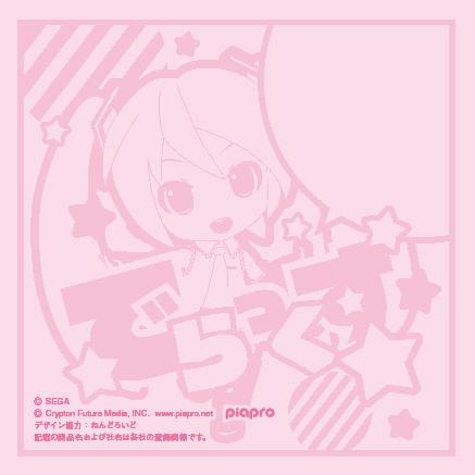 6_初音ミク Project mirai でらっくすミクダヨー付箋紙セット