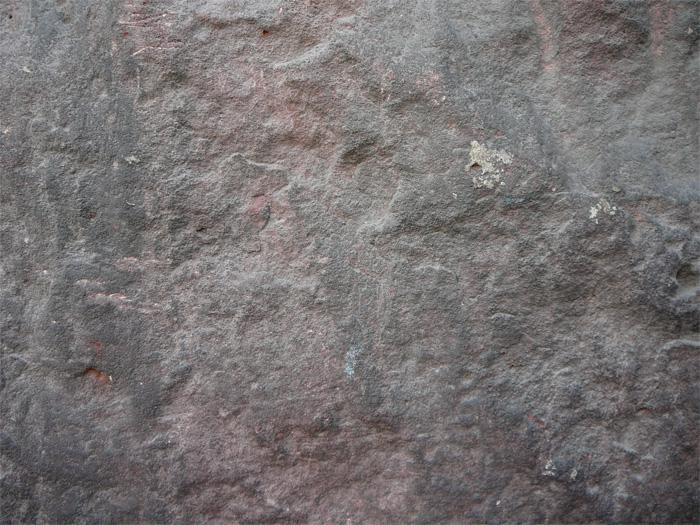 岩時計背景