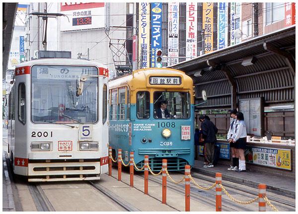 函館トラムg01,6