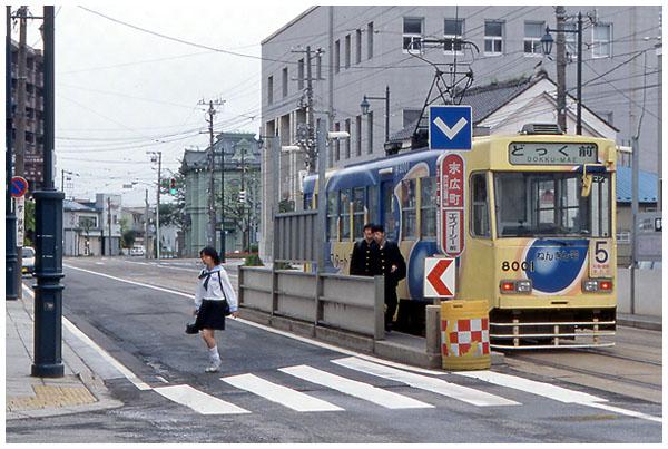 函館トラムc01,6