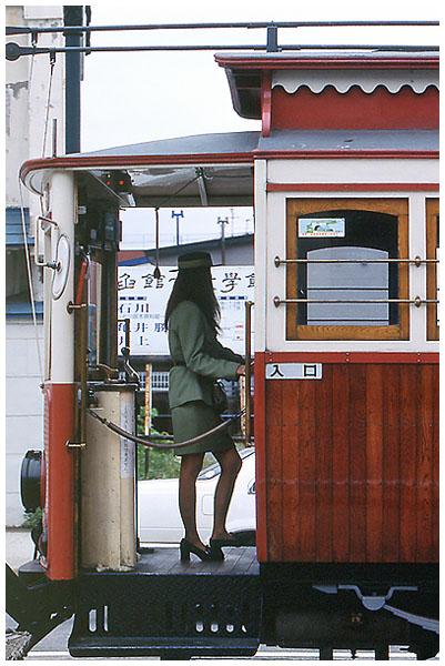函館トラムj01,6